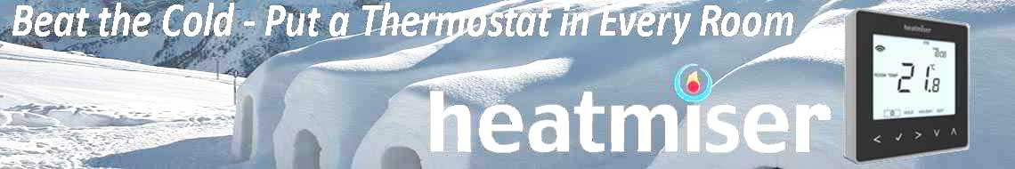 Heatmiser Thermostats and Wiring Center