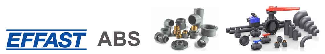Effast ABS Fittings