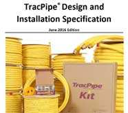Tracpipe Installation Specification