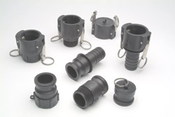 Snaplock Polypropylene Couplings