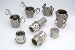 Snaplock Couplings Stainless Steel