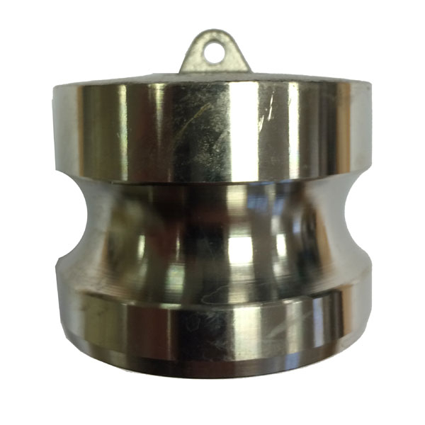 Snaplock Coupling DP Dust Plug Stainless