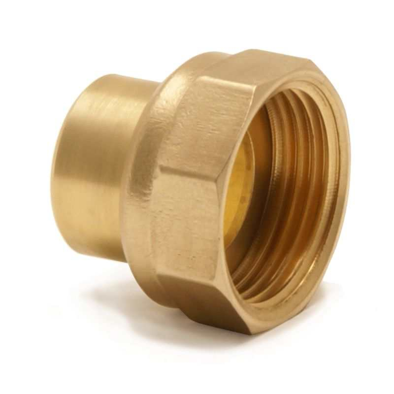Solder Ring Adaptors Female