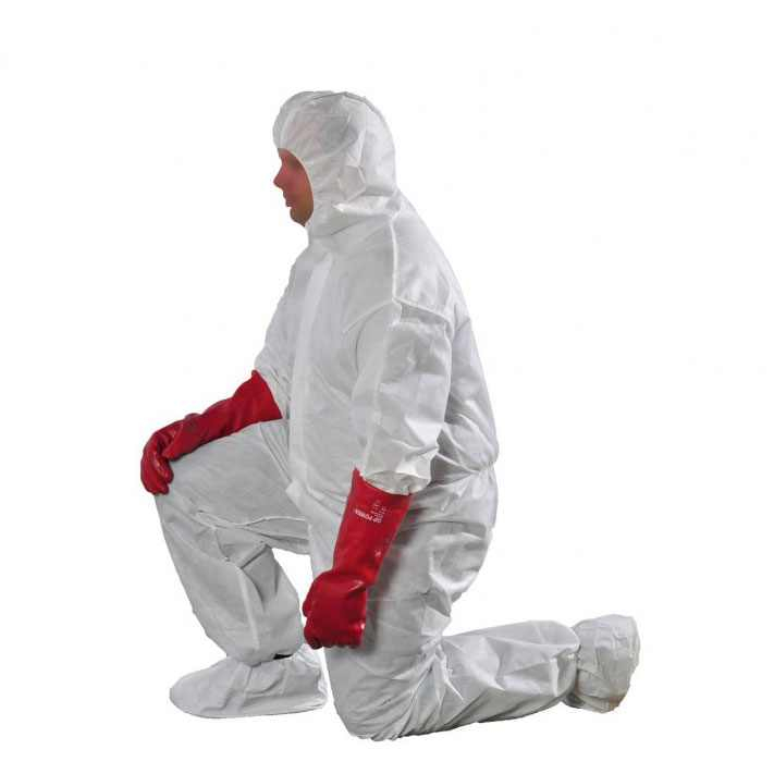 Darcy Disposable Coveralls and Overshoes