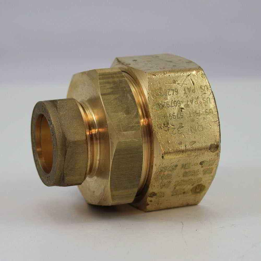 Tracpipe Compression Copper Gas Coupling