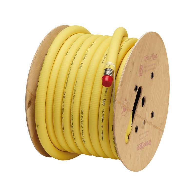 Tracpipe Flexible Master Reel Gas Pipe Full Coils