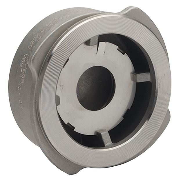 Wafer Pattern Stainless Steel Disc Check Valve