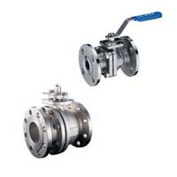 KTM C/S Ball Valves Flanged