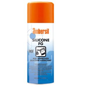 400ml Ambersil Silicone Food Group Lubricant
