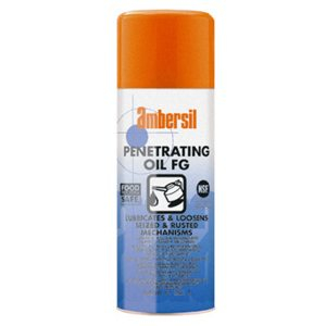400ml Ambersil Low Surface Tension Penetrating Oil FG