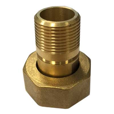 1 inch BS746 Female x 3/4 inch BSPT Male C/W Washer