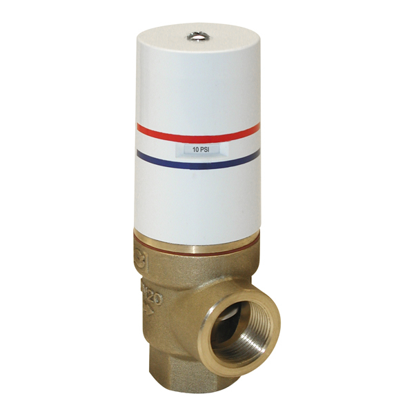 1/2 inch Watts Differential By Pass Relief Valve .05-.07bar 466