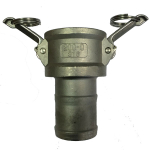 Snaplock Coupling 1 Inch Stainless Steel TYPE C100