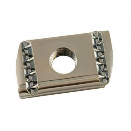 M10 Plain Channel Nut BZP