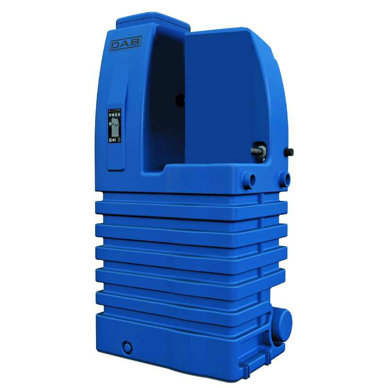 DAB e.syTank 500Ltr Cat5 Tank for e.sybox booster system