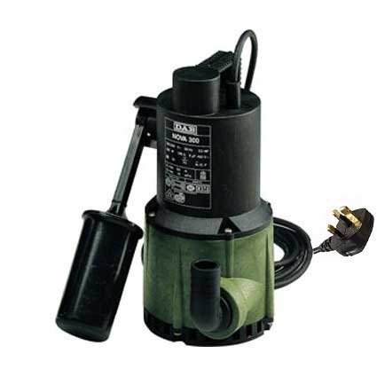 DAB NOVA 300M-A Automatic Sump Pump with Float arm 240v