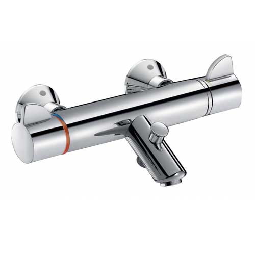 Delabie SECURITHERM Securtouch Shower Bath mixer H9752P