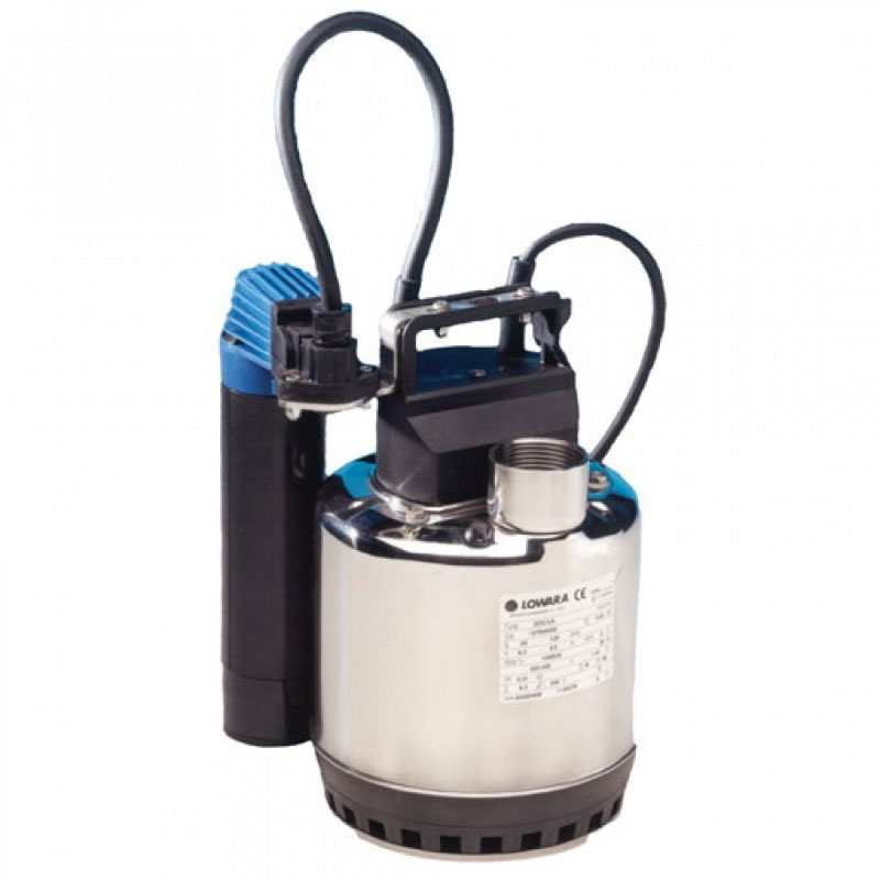 Lowara DOC 3 GT Automatic Sump Pump with Tube Float 110V