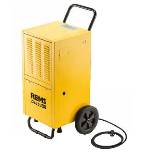 REMS Secco 80 Dehumidifier And Drier Set