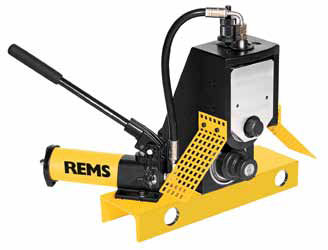 REMS Roll Groove Device