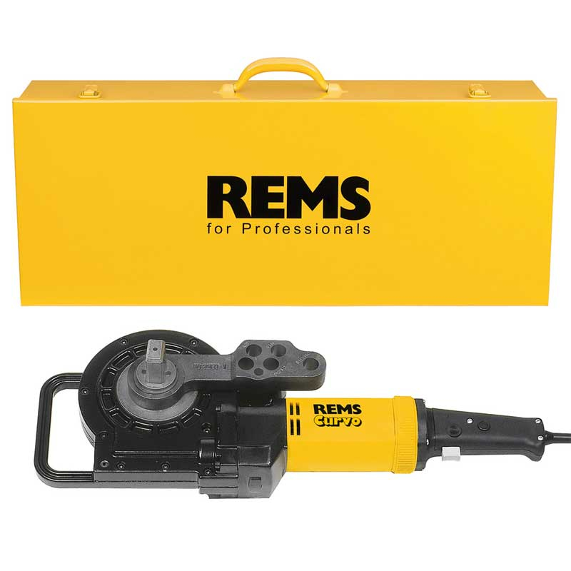 REMS Curvo Electric Pipe Bender Basic Pack