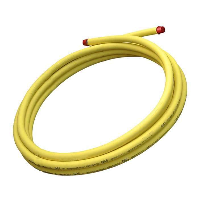 Tracpipe 22mm x 5mtr Flexible Gas Pipe