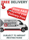 Free Delivery, Zone A